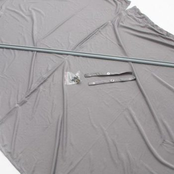 Kit Cortina separadora de cabina habitaculo Traf VOOS 2