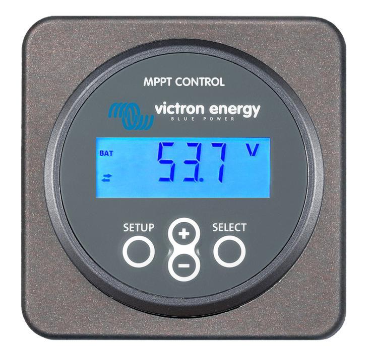 Pantalla MPPT Control VICTRON 2