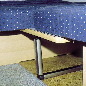 Pata de mesa dos alturas. REIMO 2