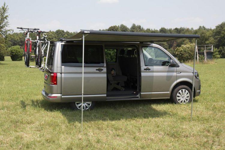 Toldo F40 Van 270 Deep Black Royal Grey FIAMMA 2